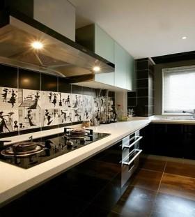 厨房装修效果图44