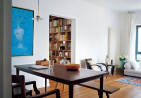二居室装饰画装修效果图13