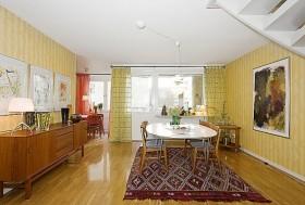 150平公寓餐厅装修效果图67