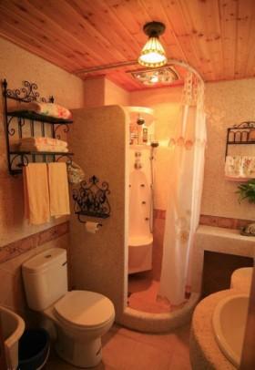 卫生间装修效果图64