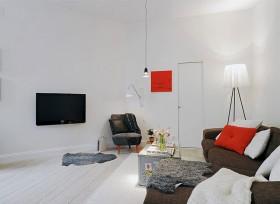 一居室沙发装修效果图18