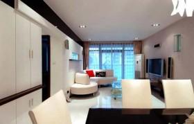 二居室沙发装修效果图17