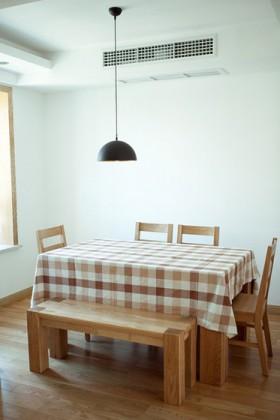 日式风格餐桌装修效果图673