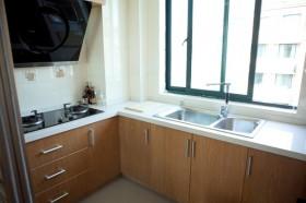 厨房装修效果图490