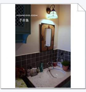 洗手台装修效果图238