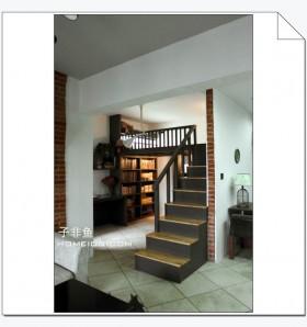 楼梯装修效果图95