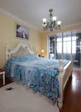 经济型装修 卧室床装修效果图658
