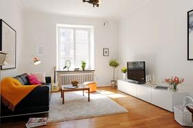 北欧风格电视柜装修效果图144
