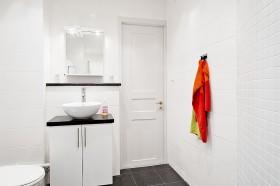 40平挑高公寓卫生间装修效果图65
