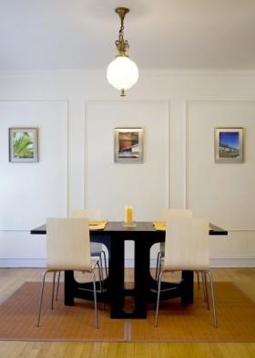 70平北欧小户型餐厅装修效果图472