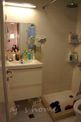 卫生间装修效果图215