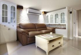 50平公寓沙发装修效果图669