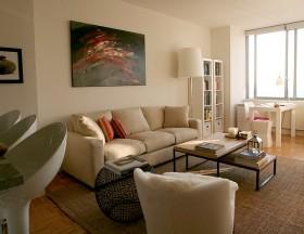 奢华客厅沙发装修效果图624