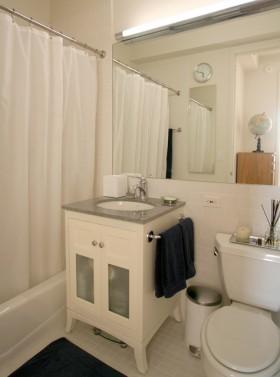 卫生间洗手台装修效果图191