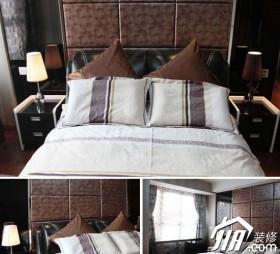 床头软包装修效果图6
