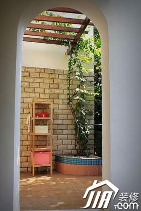 庭院装修效果图2