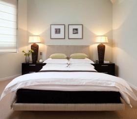 北欧风格卧室背景墙装修效果图179