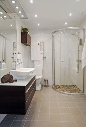 婚房浴室柜装修效果图97