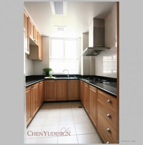厨房装修效果图434