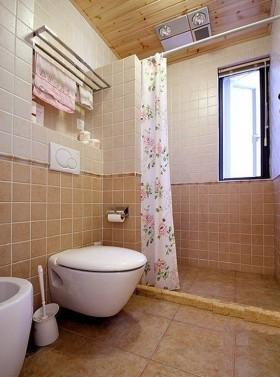 婚房卫生间装修效果图286