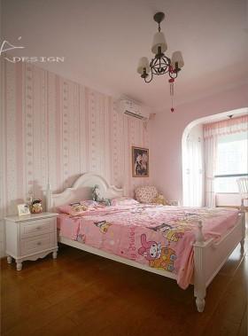 卧室80平米灯具装修效果图1075