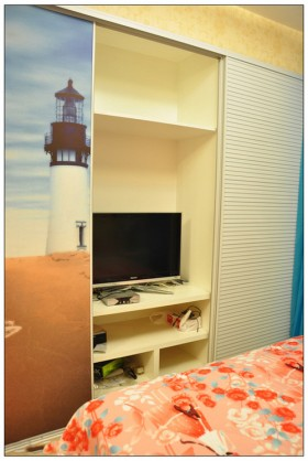 卧室品质舒适衣柜装修效果图大全2015图片