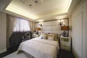 120平公寓卧室装修效果图61