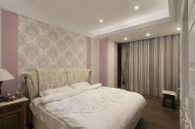 145平公寓卧室装修效果图612