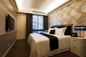 120平公寓新古典卧室图片