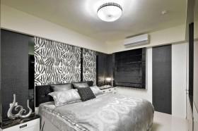 旧房卧室床装修效果图590