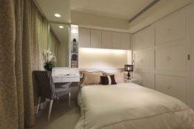新古典风格卧室背景墙装修效果图125