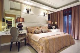 120平公寓新古典卧室装修效果图705