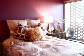 70平公寓卧室装修效果图218