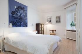 70平北欧公寓卧室装修效果图124