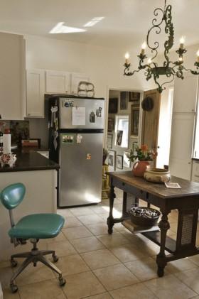 厨房装修效果图345