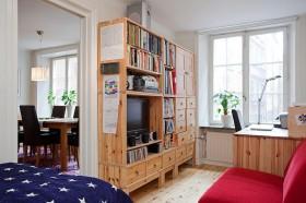 70平北欧风情公寓装修效果图151