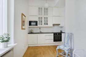 60平北欧厨房装修效果图340