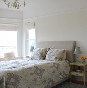 奢华卧室装修效果图654