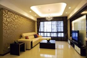 二居室沙发装修效果图733