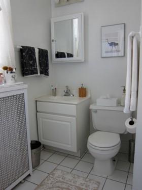 洗手台装修效果图168