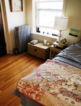 60平公寓卧室装修效果图618