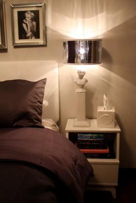 公寓卧室装修效果图617