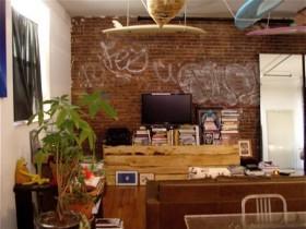 70平混搭公寓客厅电视柜装修效果图118