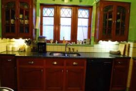 奢华厨房装修效果图311