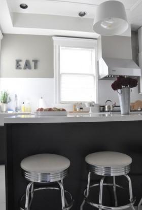 厨房吧台装修效果图310