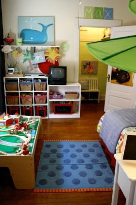 经济型装修 儿童房装修效果图56