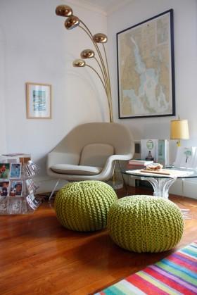 沙发背景墙装修效果图543