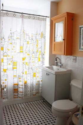 卫生间洗手台装修效果图202