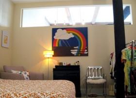 公寓床装修效果图448