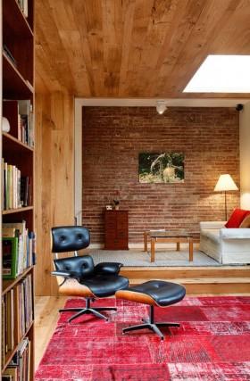 沙发背景墙装修效果图643